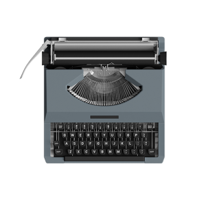 obj_typewriter_grey